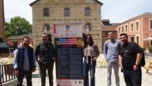 Συμμετοχή του ΔΕΣΜΟΣ στο Street Food Festival Παρουσίαση πρωτότυπου συστήματος